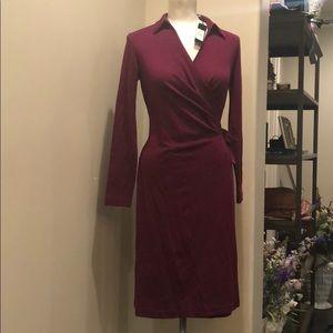 Talbots Wrap Dress